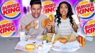 Burger King Mac n' Cheetos