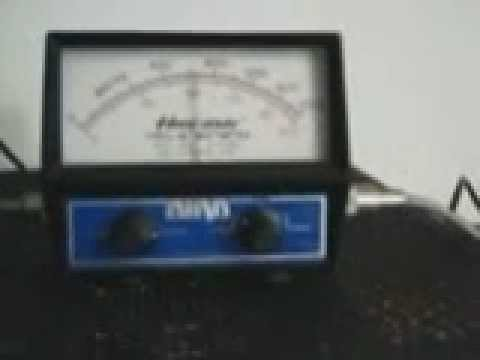 N8RT Galaxy GT-550 Ham Radio Contact