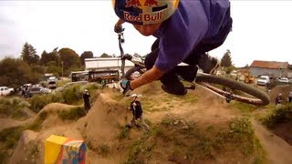 GoPro HD Hero camera: 2010 Post Office Bike Jam