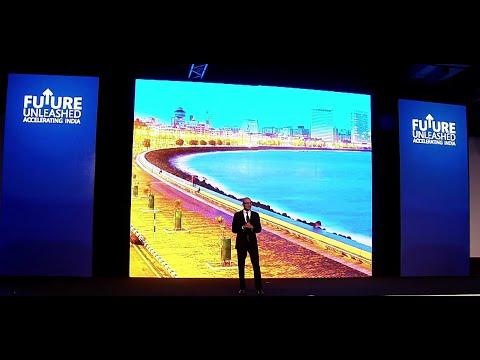 Future Unleashed Keynote by Satya Nadella