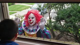 Jai's Not So Scary Story! The Dancing Clown | Kids Halloween Songs