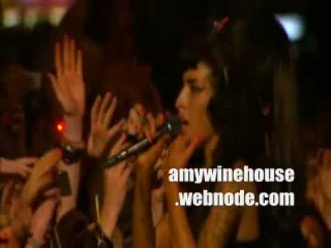 Amy Winehouse - Live In Glastonbury 2008 [parte 5]