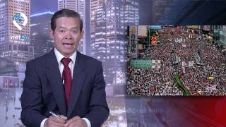 Kỷ lục diễu hành tại Hồng Kông: 2 thứ mà đảng cộng sản Tàu cộng  sợ đều đã đến