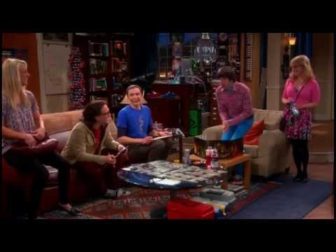 The Big Bang Theory 6x23 - Dungeons and Dragons.