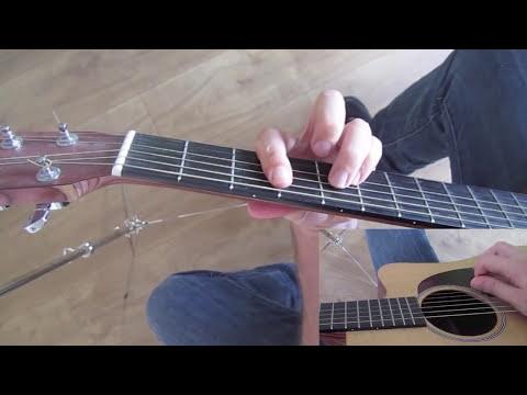 Tocado y Hundido Guitarra
