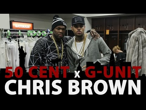 50 Cent x Chris Brown - Between The Sheets Tour, NYC