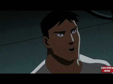Superboy's Origin And Powers/Abilities (Young Justice)