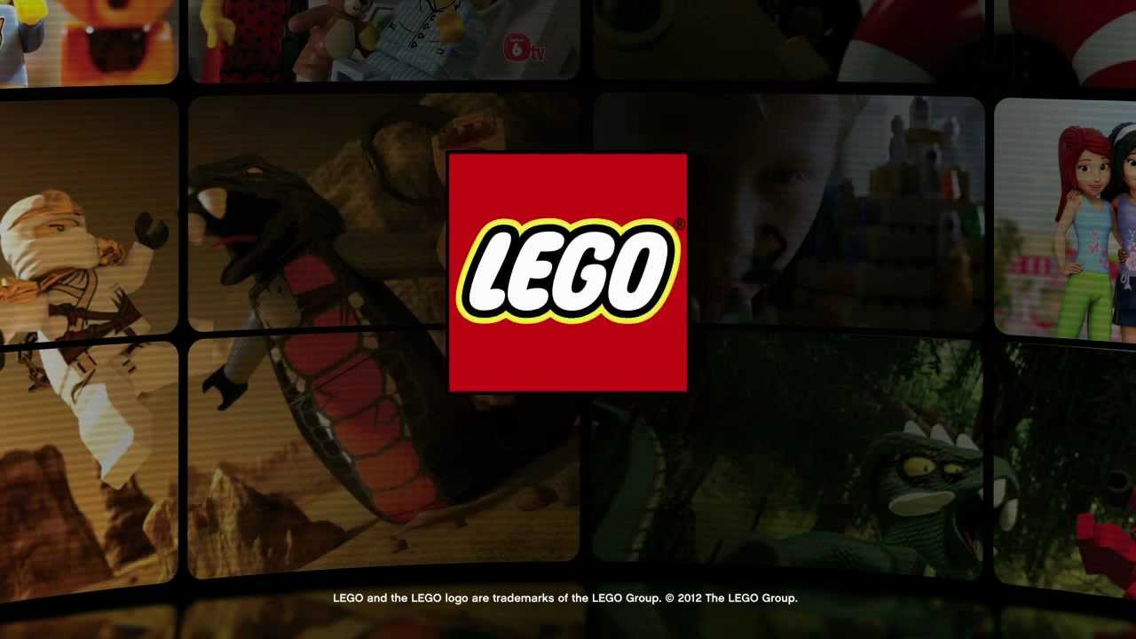 The ALL NEW Official LEGO Channel On YouTube Httpwww