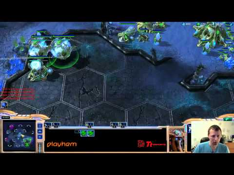 White-Ra [P] vs Happyzerg [Z] FP VOD - February 17 2012 - PvZ