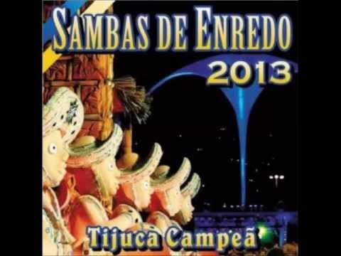 CD COMPLETO SAMBAS DE ENREDO RJ  2013 + DOWNLOAD DO CD (HD)