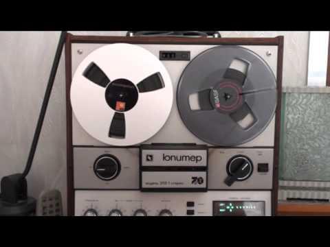Юпитер 203-1 магнитофон