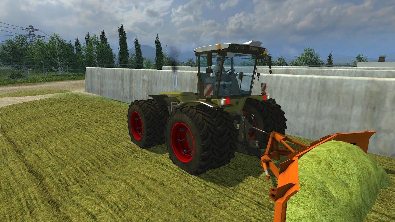 Farming Simulator 2013 (Alternative tipping mod) Xerion ...