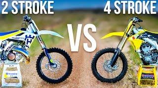 2 STROKE VS. 4 STROKE