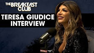 Teresa Giudice Opens Up About Her Husband