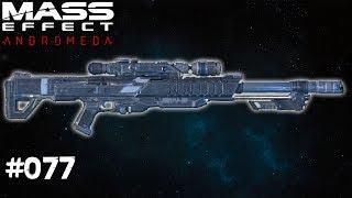 MASS EFFECT ANDROMEDA #077 - Black Widow bauen - Let's Play Mass Effect Andromeda Deutsch / German