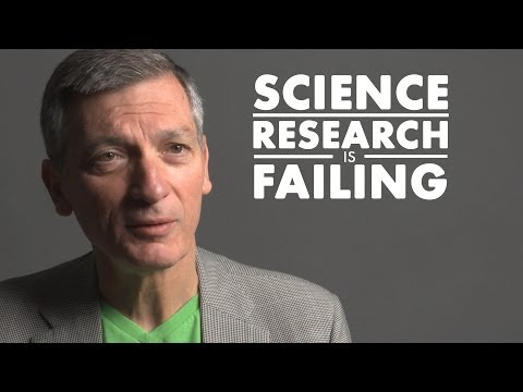 Science Research is Failing | Donald Sadoway | XPRIZE Insights