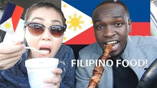 BEST FILIPINO FOOD MUKBANG 먹방 || EATING SHOW || SISIG, SINIGANG, BBQ PORK, ADOBO, & PALABOK