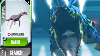 leptocleidus Maxed - Jurassic World - Aqua Creature
