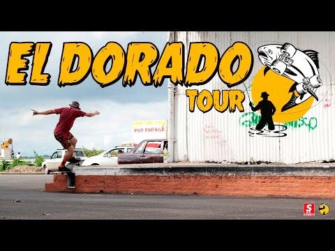 Paraná fue el escenario para un video de skateboarding