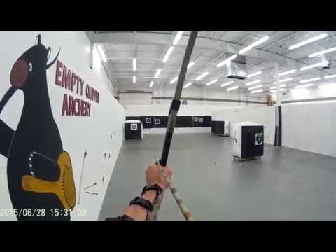Archery Practice With Spectre Survival Take-down Bow Xpectre