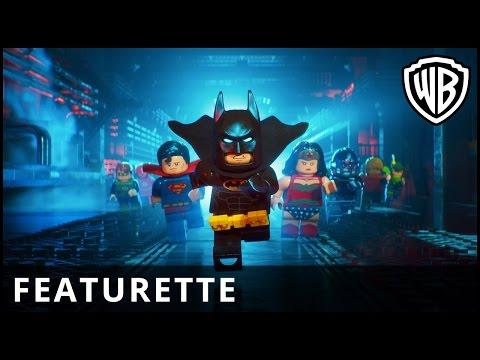 The LEGO® Batman™ Movie - Behind the Bricks Featurette - Warner Bros. UK