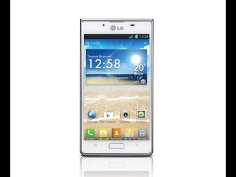 Прошивка LG Optimus L7 P705