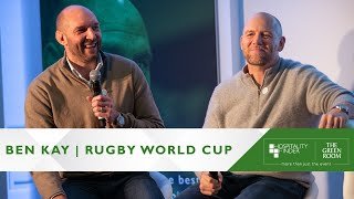 Ben Kay chats the Rugby World Cup 2019 | The Green Room