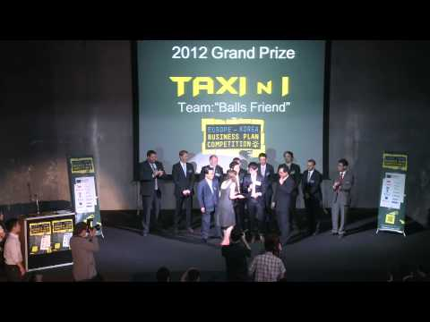 2012 Europe-Korea BPC  - Grand Finale Award Ceremony