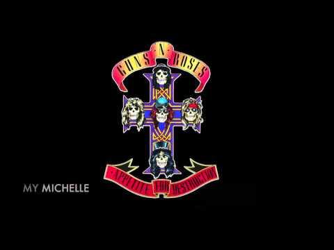 Guns N' Roses  - Appetite for destruction [Full Album] [HD]
