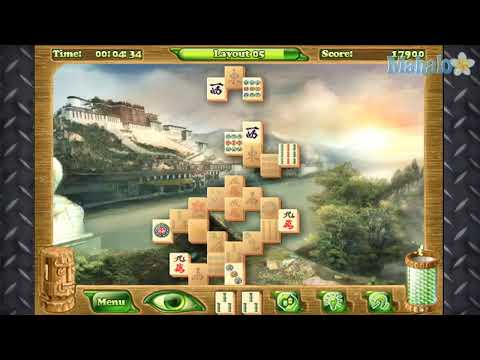 MahJongg Artifacts 2 iPad iPhone Classic Layout 5