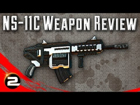 NS-11C Weapon Review - PlanetSide 2