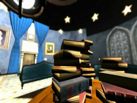 World of Hogwarts on Second Life