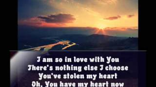 Watch Jeremy Camp So In Love video