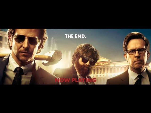 The Hangover III - movie review