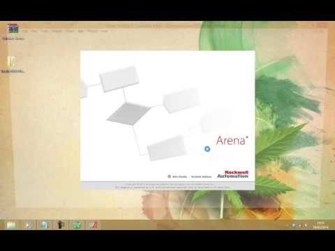 Descarga e instalacion de ARENA SIMULATION SOFTWARE