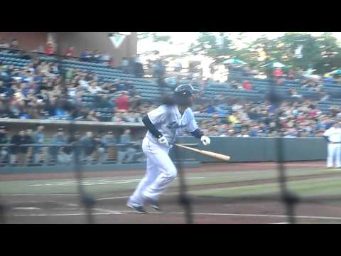 Goodbye Columbus! Lonnie Chisenhall Home Run 5/24/2013