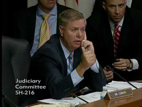 Senator Graham Questions Supreme Court Nominee Elena Kagan