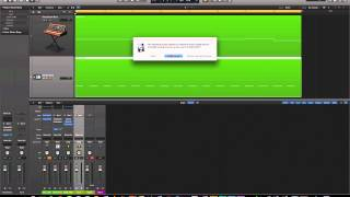 Sidechain Compression in LOGIC PRO X