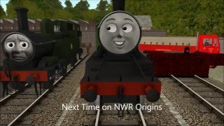 Next Time on NWR Origins (Episode VIII preview)