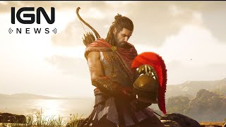 Assassin's Creed Odyssey Release Date, Romance Added - IGN News E3 2018