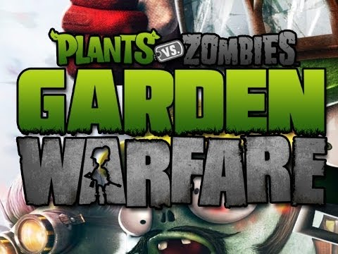 Plants vs Zombies: Garden Warfare!  «Chomping» with The Crew! (Xbox One)