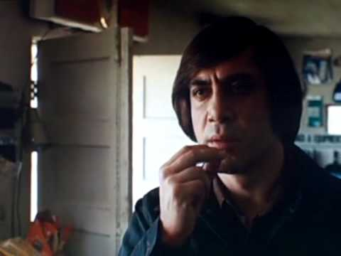 No country for old men - The coin toss ( No Voice Overs )