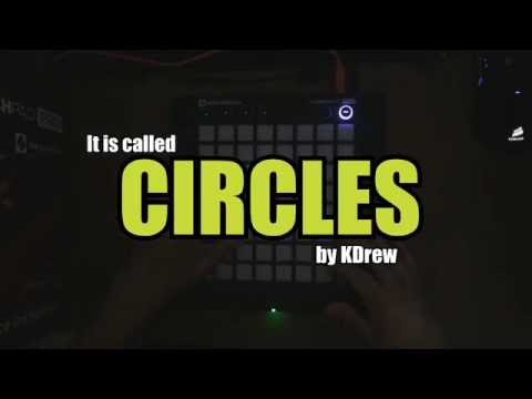 KDrew - Circles | Launchpad PRO Cover by Blurry