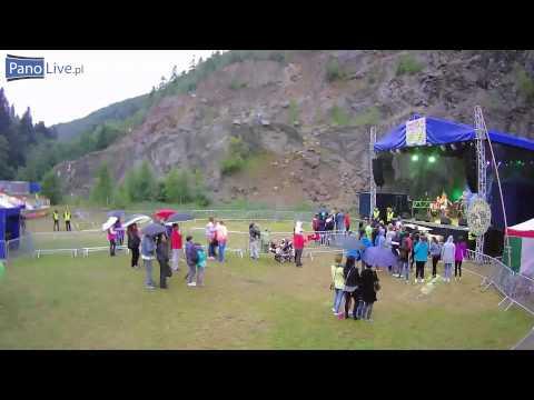 26-27.06.2015 - Timelaps Z Wydarzenia GWARKIADA, Złoty Stok, Skalisko