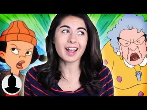 Ghostly Students? Recess Theory - Cartoon Conspiracy (ep. 21) video