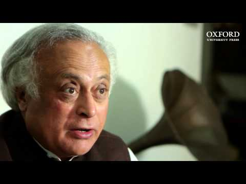 Jairam Ramesh and India's Stance on the Environmental Agenda