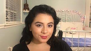 Plummy Holiday Makeup Tutorial