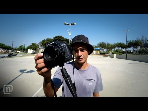 How To Shoot Long Lens Skateboarding w/ a DSLR
