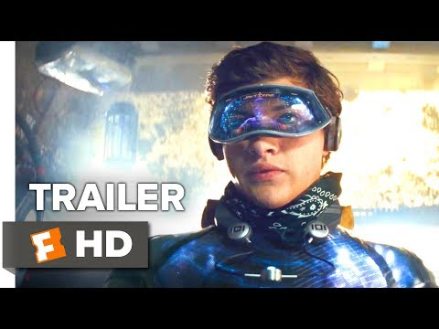 Ready Player One Trailer #1 | Movieclips Trailers
