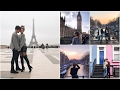 Lagu Paris, Amsterdam & London  Europe 2017